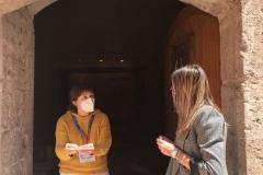 La-Concejal-de-Turismo-Angeles-Gomez-en-su-visita-a-los-museos-de-las-Torres-In-Memoriam-y-Criptas-de-Segorbe-1