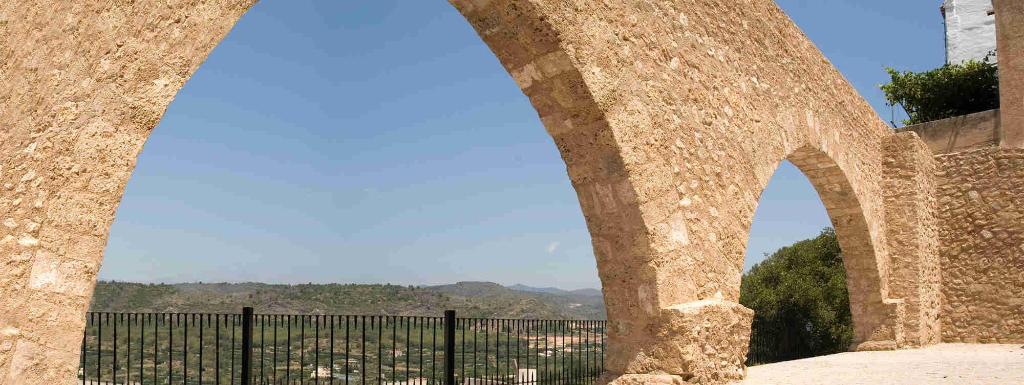 Acueducto de Segorbe, turismo