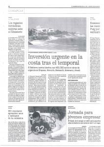 Prensa del 26 de noviembre