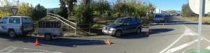 La Policía Local gestiona el tráfico en Segorbe
