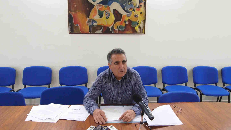 Luis Gil, Concejal de Medio Ambiente