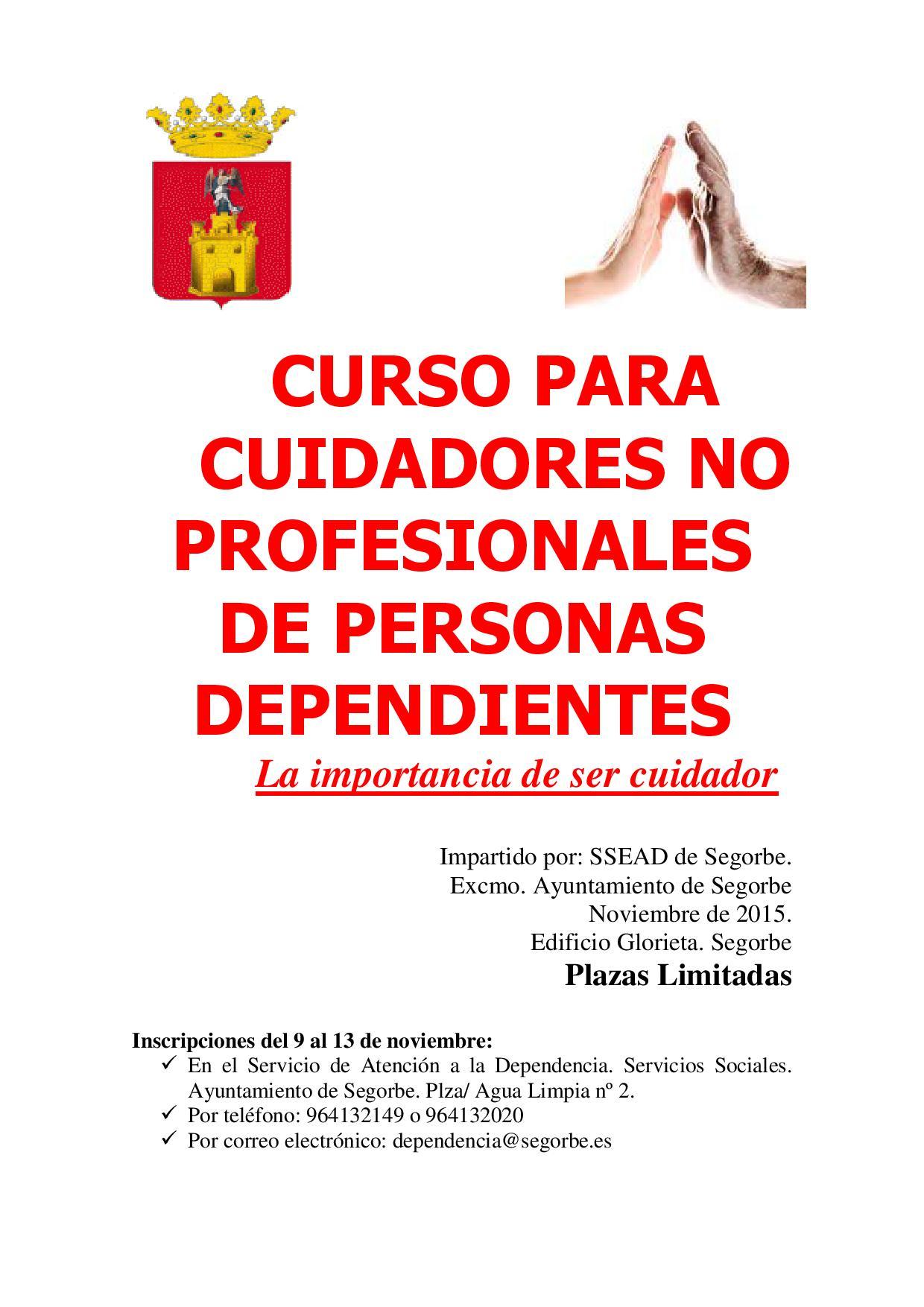 curso servicios sociales dependencia