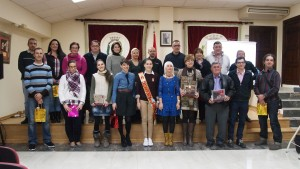"""Entrega de premios Reconocimiento al Comercio """"Ciudad de Segorbe"""""""