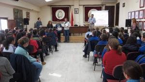 Entrega de premios Concurso Día del Árbol