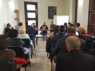 Sesión de Constitución del Patronato de Turismo