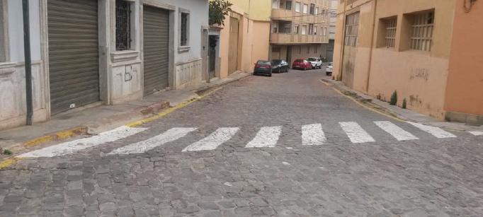 Calle Paz Pivera