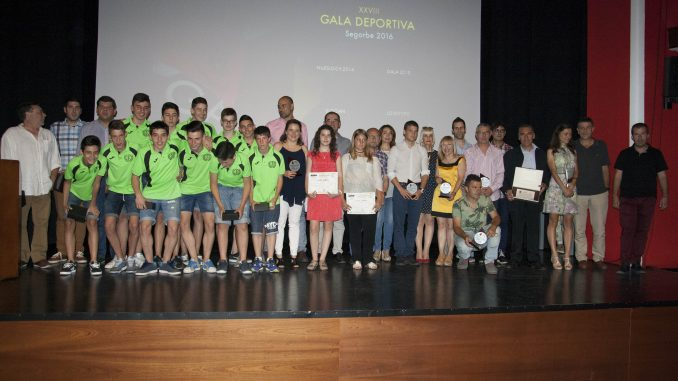 Gala del Deporte de Segorbe