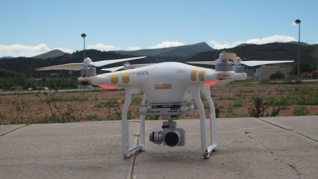 Exhibición de drones en Segorbe como herramienta para la seguridad