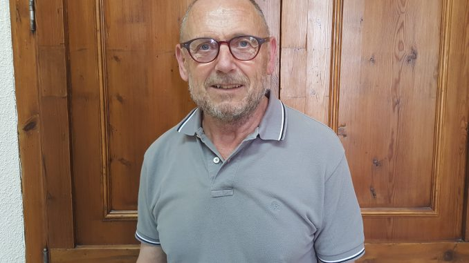 Pedro Gómez, Primer Teniente de Alcalde