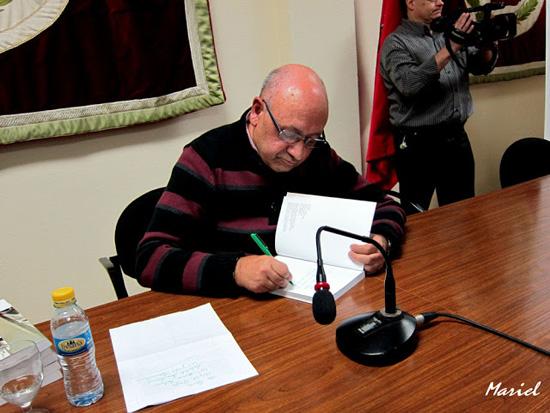 Luis Gispert Mantenedor de la Reina Mayor 2016
