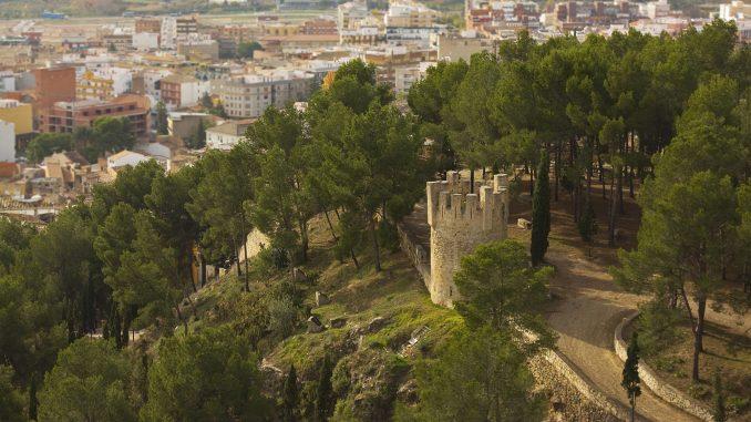 Castillo de Segorbe, en Sopeña
