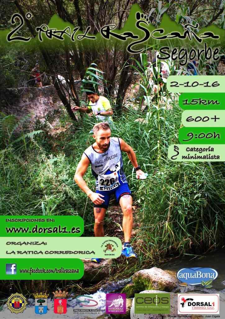 Cartel II Trail Rascaña