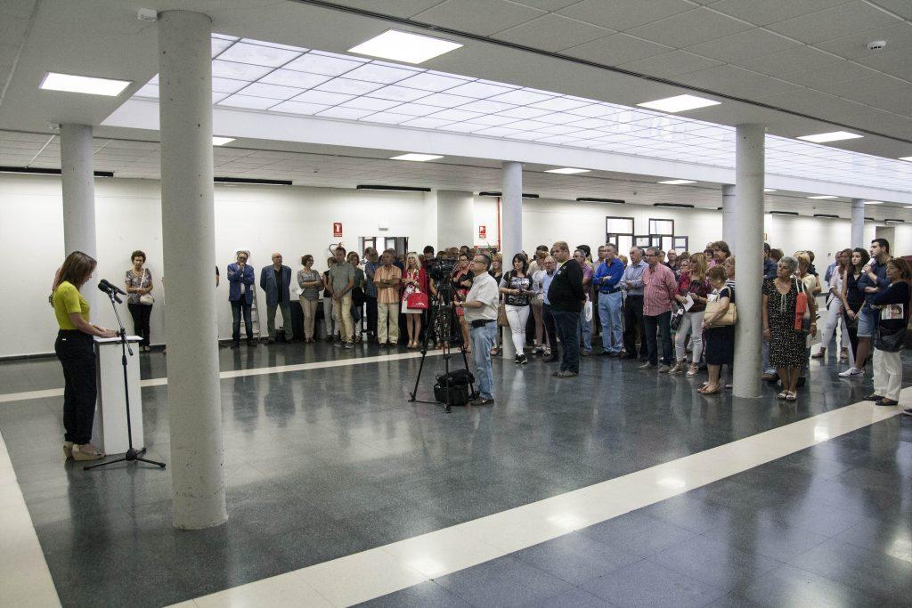 """Inauguración de la exposición """"Olga, una mujer de su tiempo"""""""