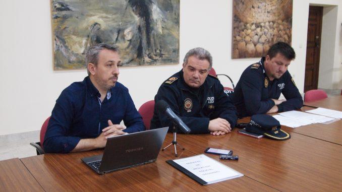 Presentación del servicio de mediación policial de Segorbe