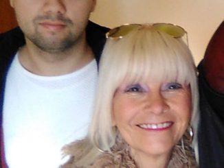 Enrique Máñez y Mª Teresa García
