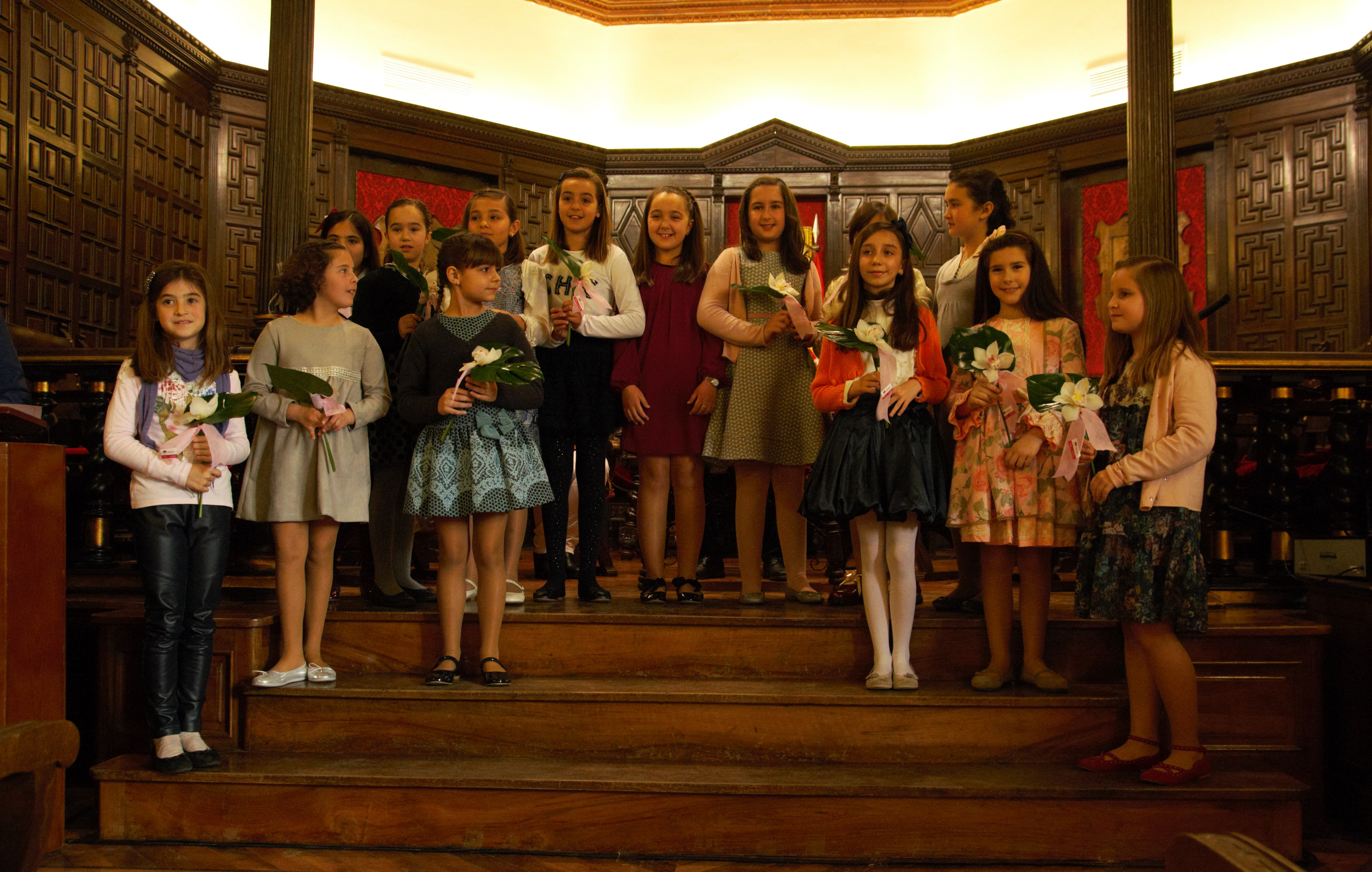 Corte Infantil de las Fiestas de Segorbe 2017
