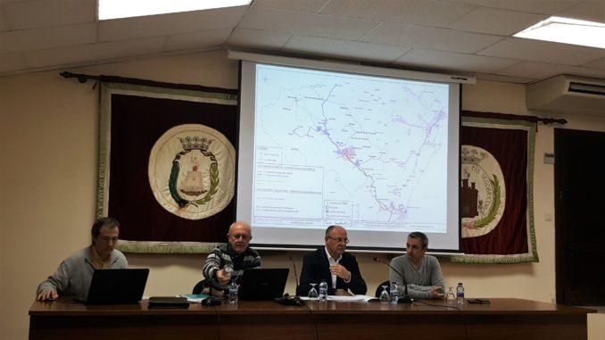 Reunión comarcal de transportes en Segorbe