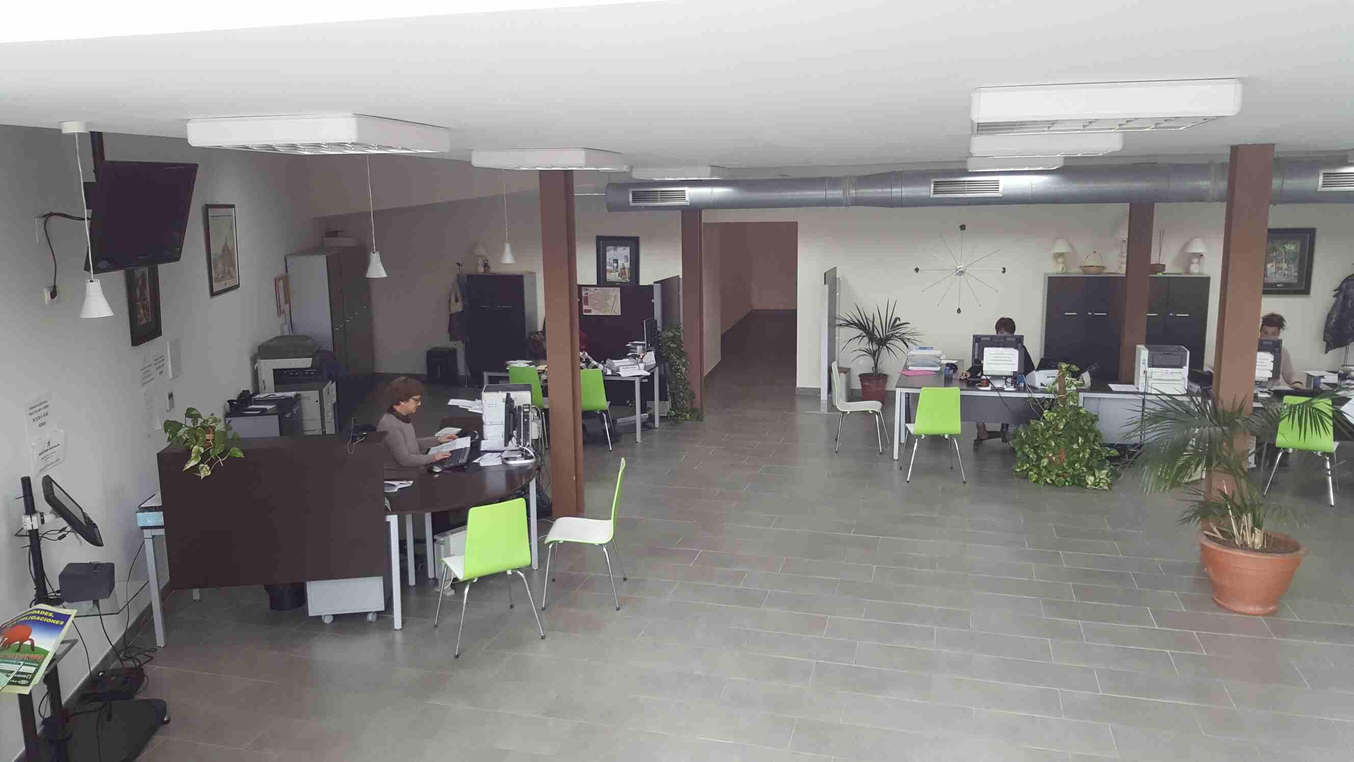 Oficinas de atención al público Ayuntamiento de Segorbe
