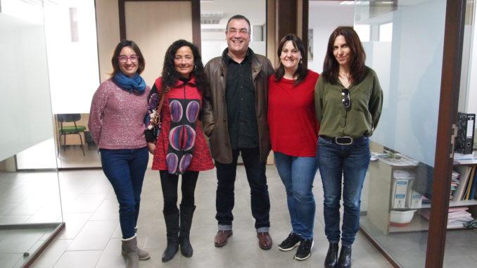 Ambos equipos se reúnen en Segorbe para intercambiar modelos de atención social