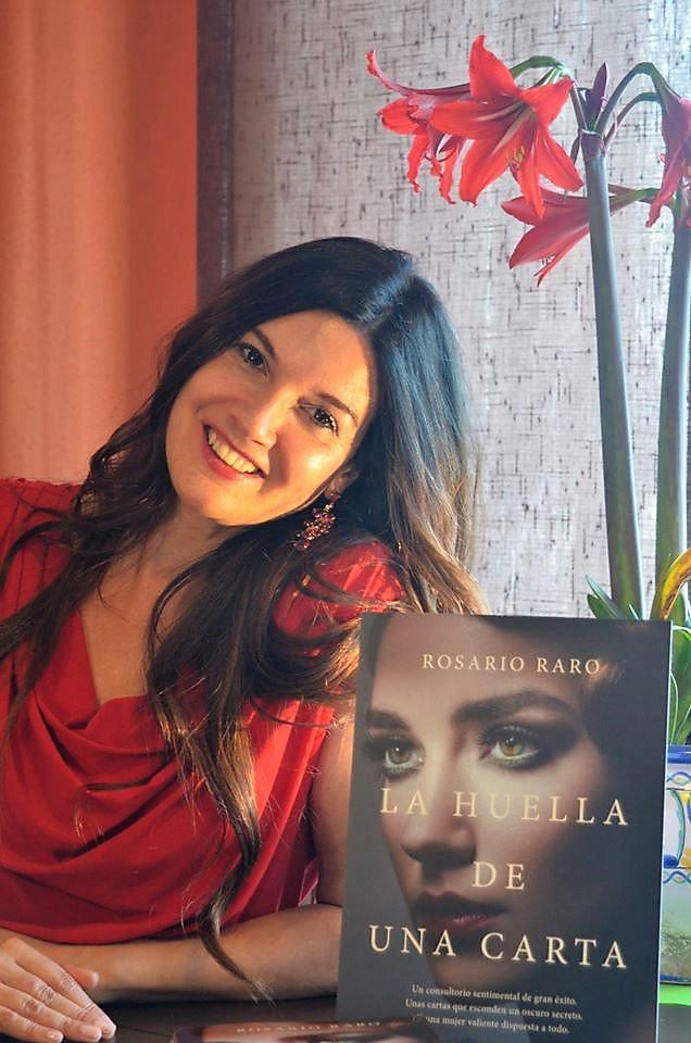 La escritora segorbina Rosario Raro presentará su nueva novela en Segorbe