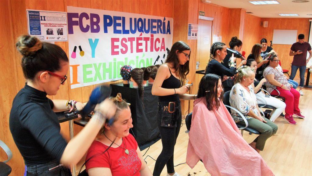PFCB de Auxiliar de Peluquería y Estética del Ayuntamiento de Segorbe