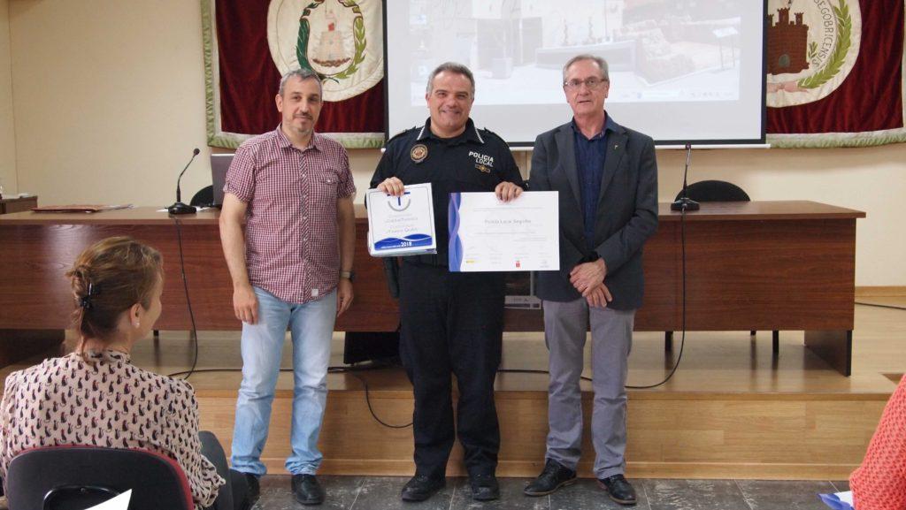 Policía Local de Segorbe