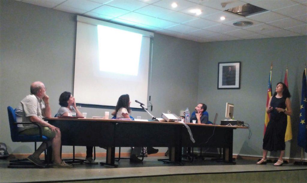 1ª Jornada Comarcal Sobre Coordinación Sociosanitaria en Segorbe