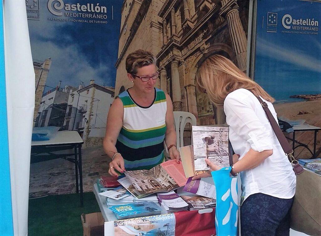 Segorbe en el Street Marketing de Valencia