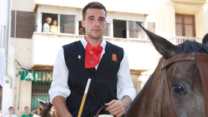 Sergio Carot, nuevo caballista de La Entrada de Toros y Caballos de Segorbe (2)