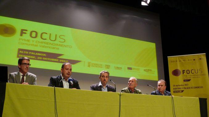 Presentación de Focus Pyme 2017 en Segorbe