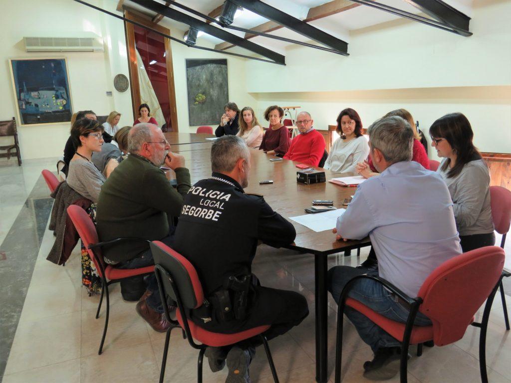 Diversas entidades y asociaciones participaron en la primera reunión del Consejo