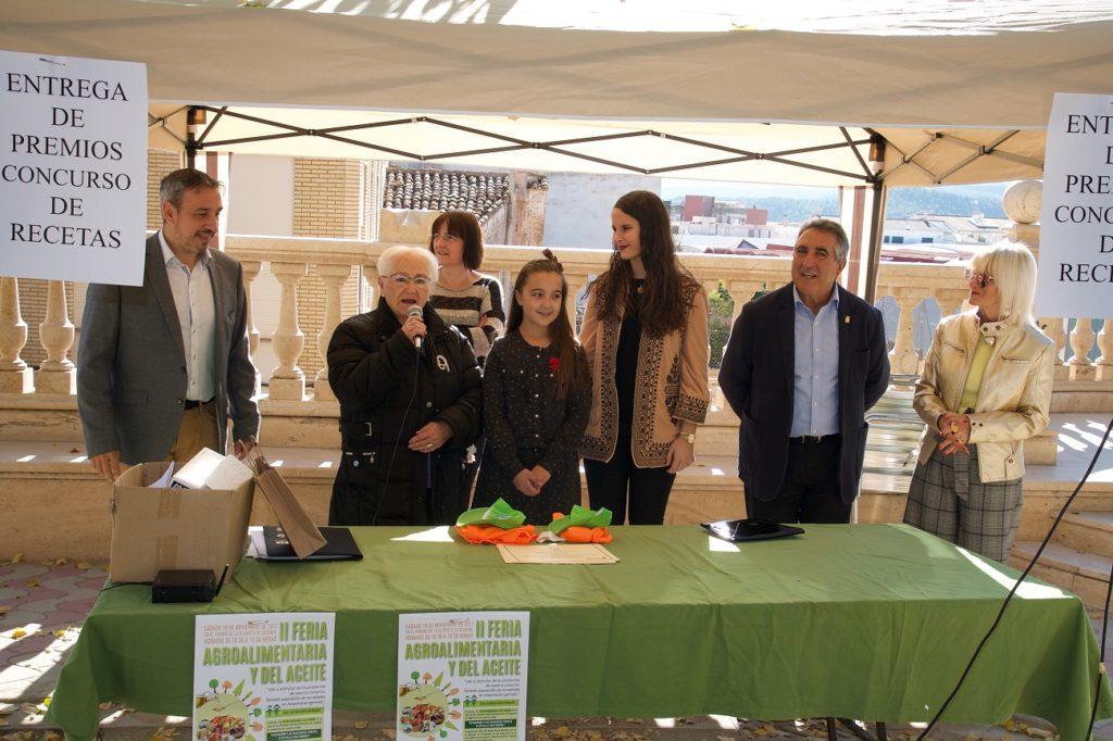 La Segorbina del Año, Manolita Belis, dio a conocer los ganadores del Concurso