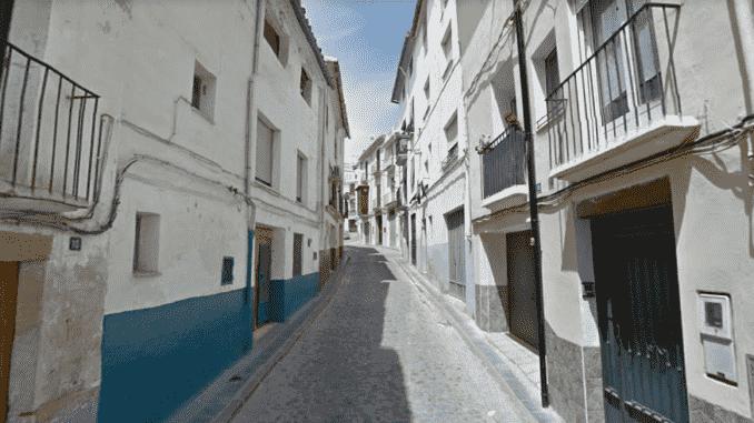 Calle Castellnovo