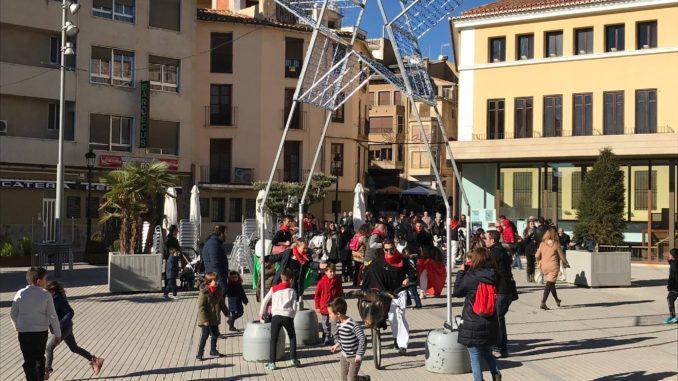 Carretones infantiles con motivo de la celebración del décimo aniversario del C.I. Entrada de Toros y Caballos de Segorbe