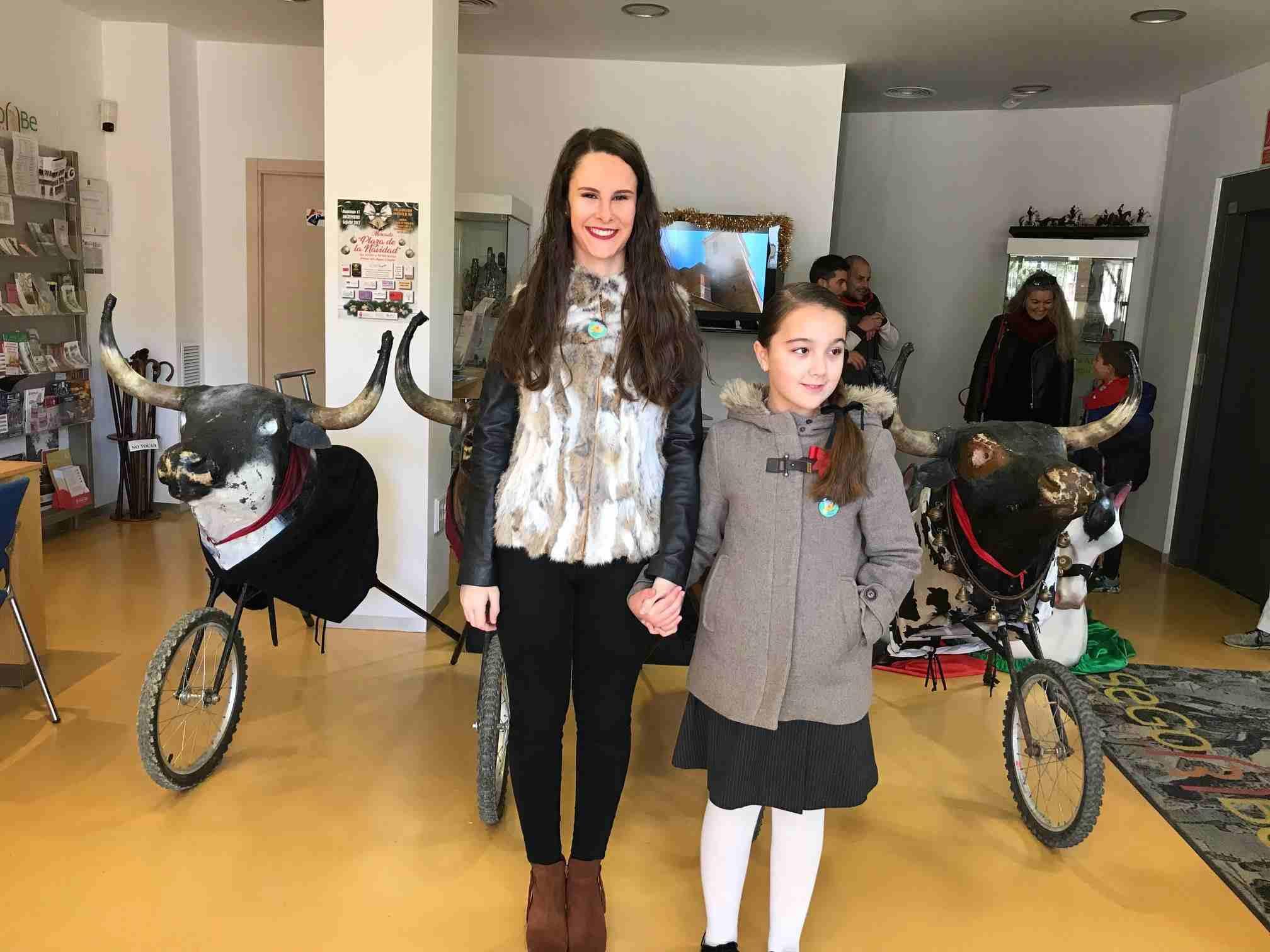 Las Reinas Mayor e Infantil de las Fiestas de Segorbe también asistieron a la celebración