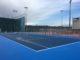Nueva pista de tenis en la Ciudad Deportiva de Segorbe