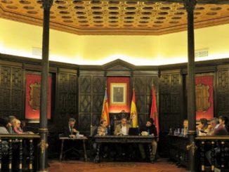 Pleno ordinario de diciembre en el Ayuntamiento de Segorbe