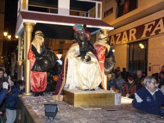 El Rey Baltasar no faltará a la cita
