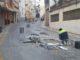 Comienzan las obras de reparación en las calles Santo Domingo y Franco Ricart de Segorbe