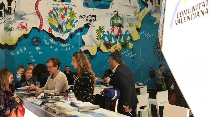 Información de Segorbe en la Feria Navartur