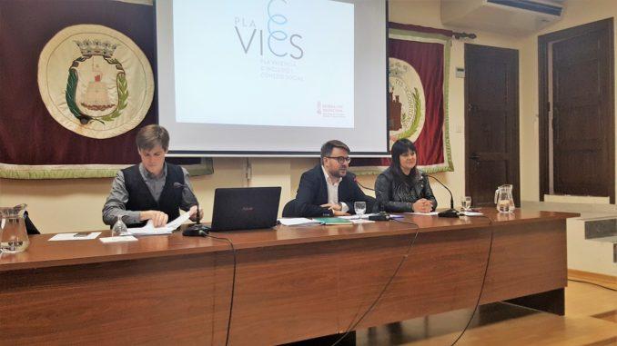 Presentación del Pla Valencià d'Inclusió i Cohesió Social en Segorbe