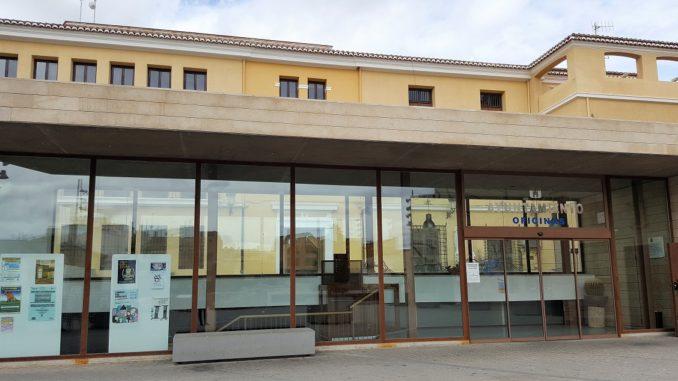Oficinas municipales. Plaza del Alto Palancia de Segorbe