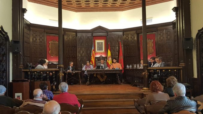 El Ayuntamiento de Segorbe en sesión plenaria