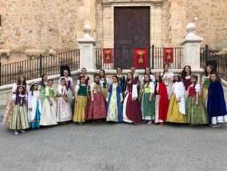 Cortes Mayor e Infantil en el pregón.