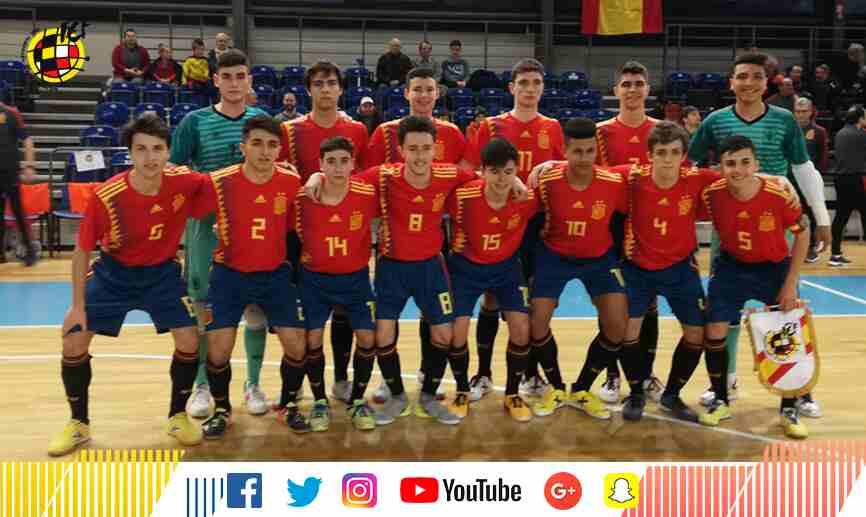 Selección Nacional de Fútbol Sala - Segorbe