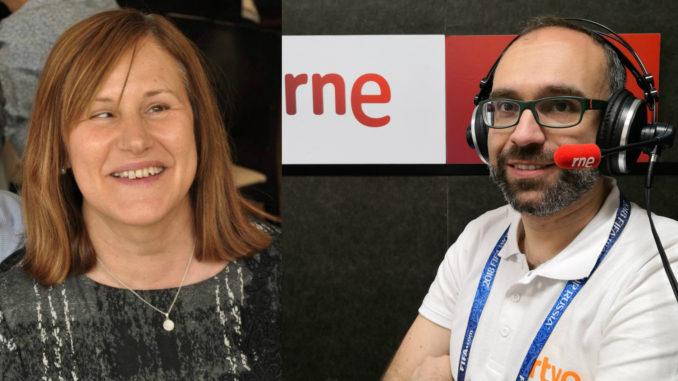 Mantenedores 2018. Cristina Pérez Sánchez y Manuel Martínez Martín