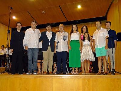 Jurado del I Concurso de Pasodobles y Reinas de las Fiestas 2018.- Foto: Esperanza Orellana