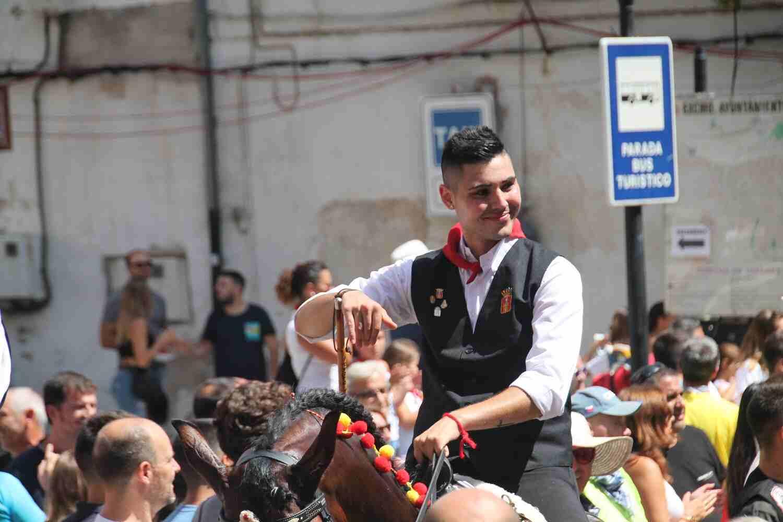 Pablo Fortea debuta en la Entrada