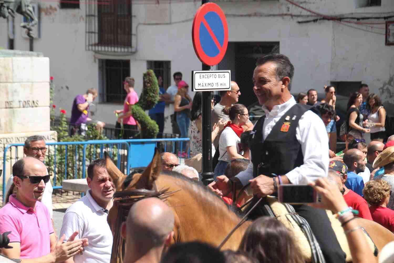 José Luis Lara debuta en la Entrada