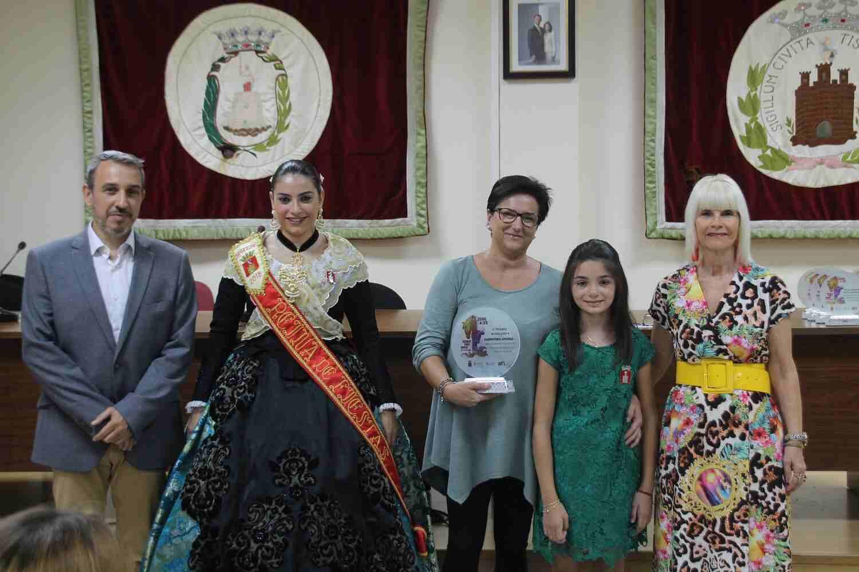 Primer premio del Concurso de Escaparates 2018, Carpintería Andueza